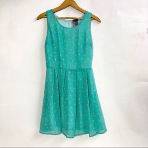 Moon Collection mint green ice cream dress